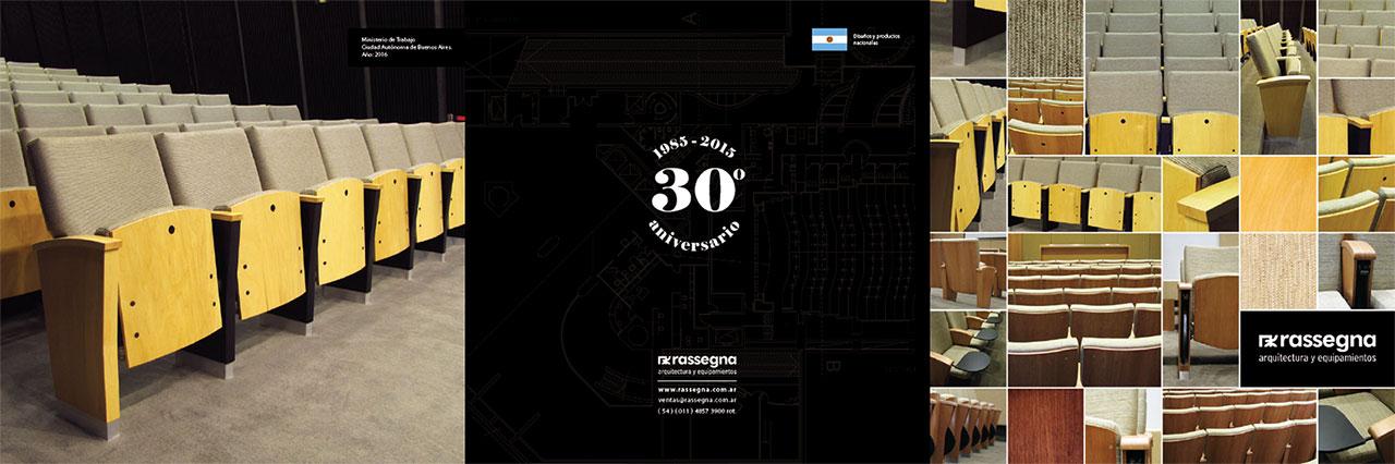 Buenos Aires portada folleto comercial