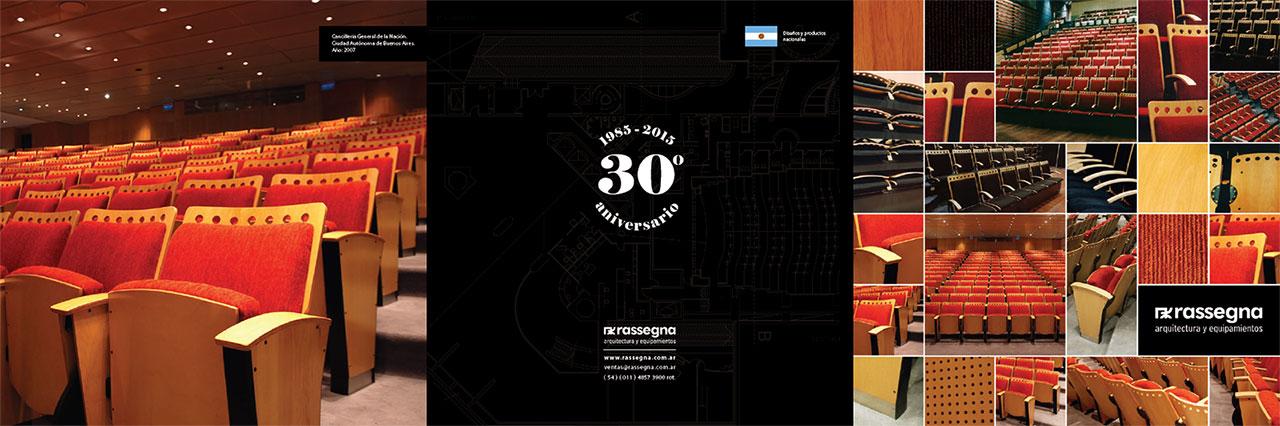 Cooperación portada folleto comercial