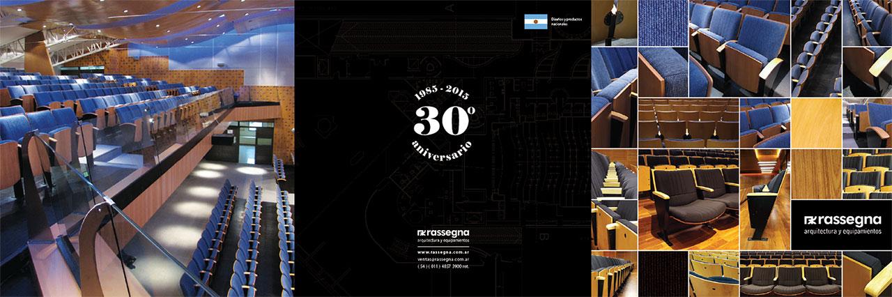 Cumbre portada folleto comercial