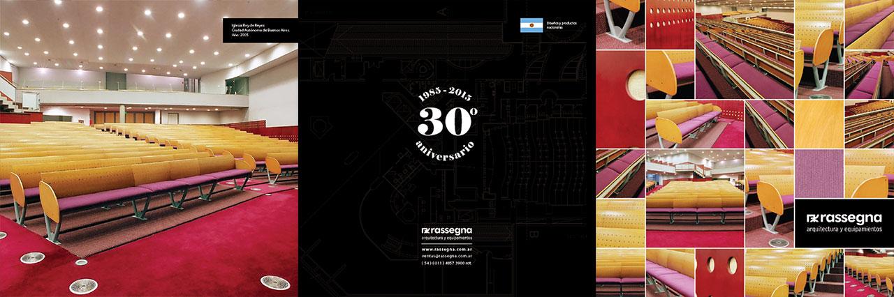 Santa Fe portada folleto comercial