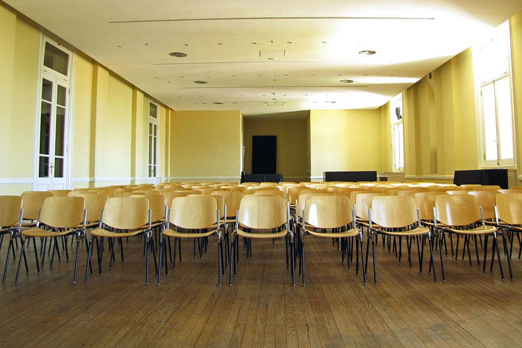 Silla Rass 160 auditorio mapple