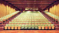 butacas para auditorios, butacas para cines, butacas para teatros, butaca modelo comedia, auditorio centro cívico san juan,
