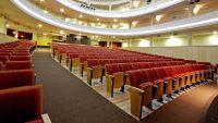 butacas para auditorios, butacas para cines, butacas para teatros, butaca modelo comedia, complejo cultural 25 de Mayo, sillas, modelo urano, sillas apilables modelo T4, sillas universitarias modelo T4,