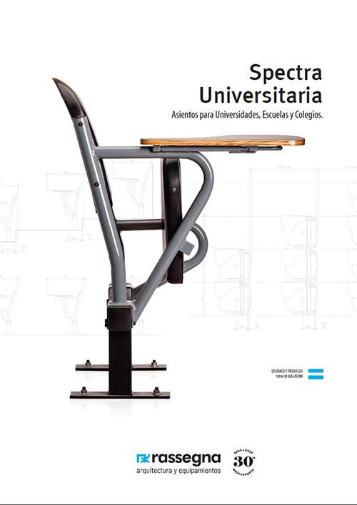 Asiento modelo Spectra Universitaria