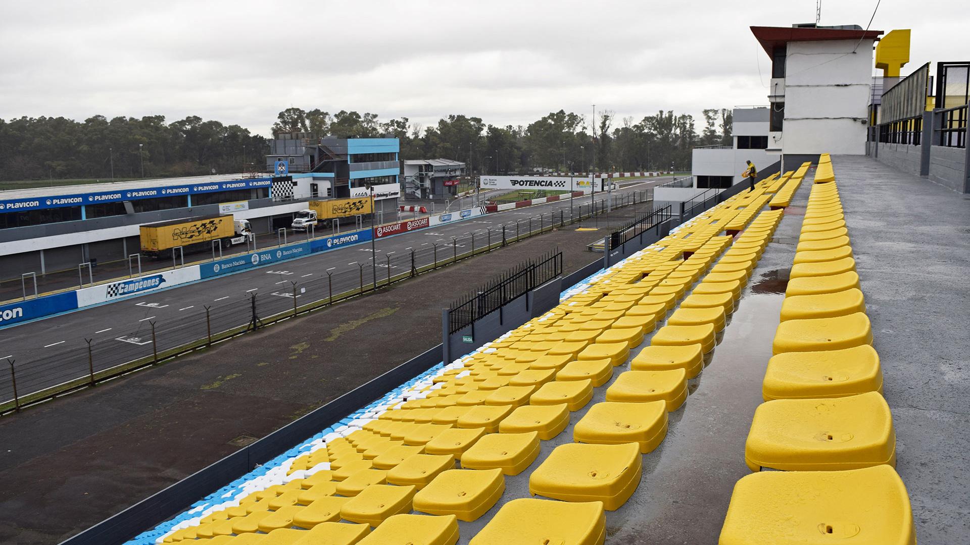 Oscar Gálvez Autódromo