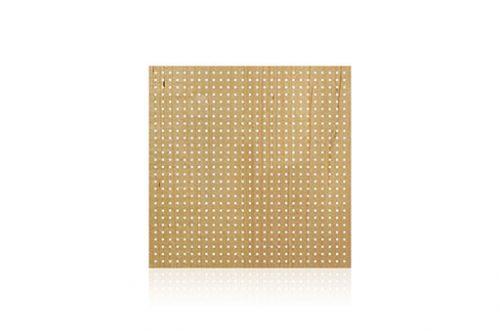 Panel Acústico Microperforado