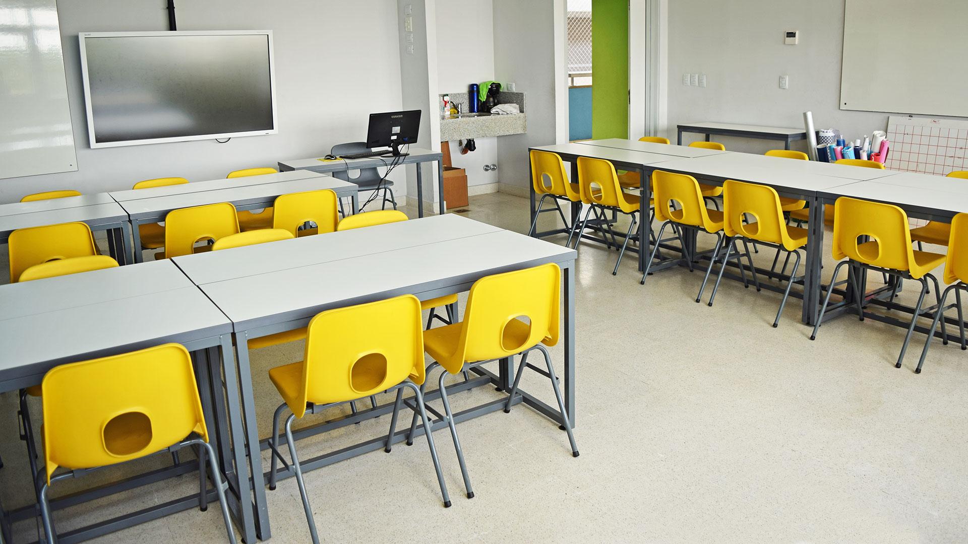 Escuela Siglo XXI Saavedra