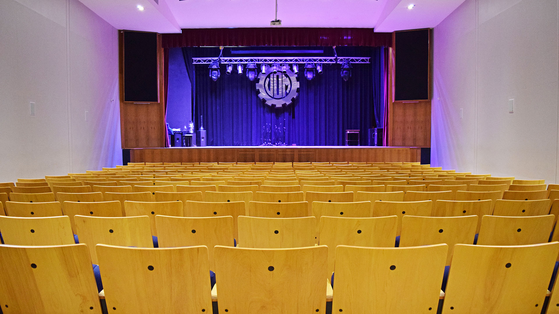 UOM Capital Auditorio