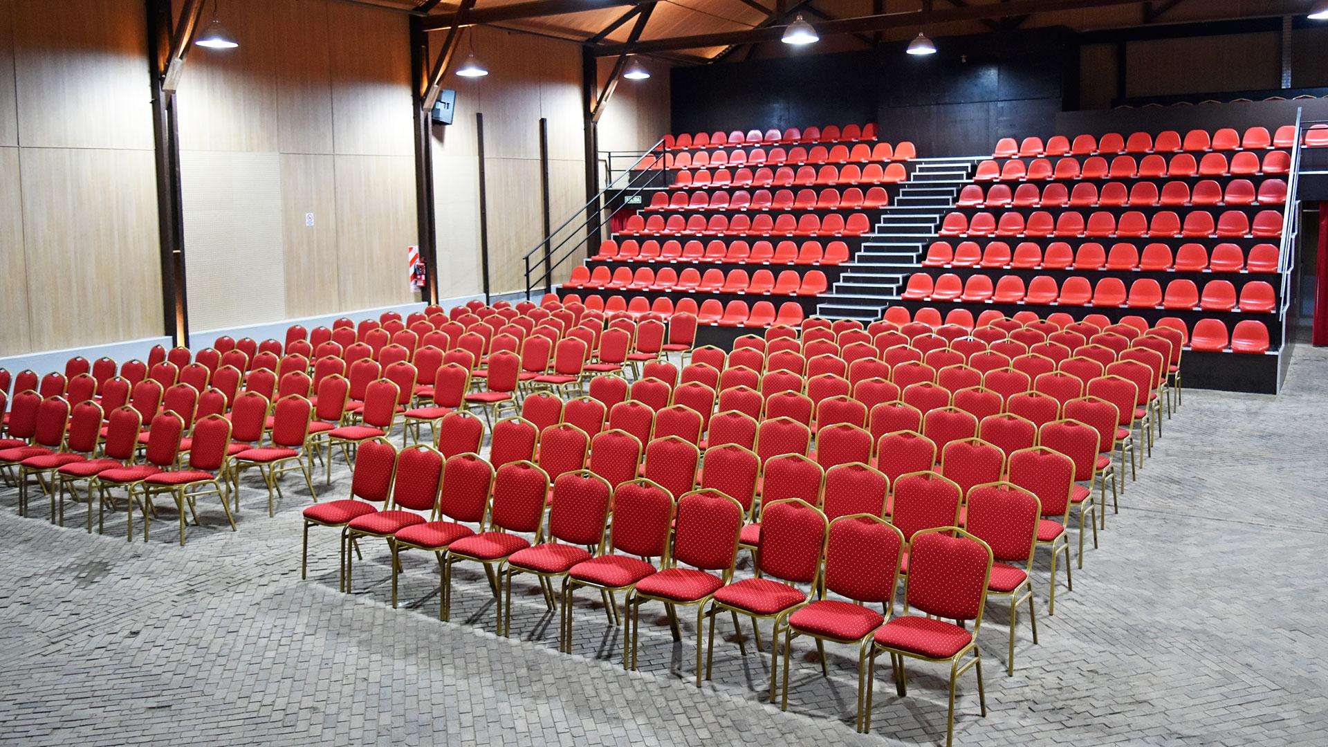 Centro Cultural Bandera Auditorio