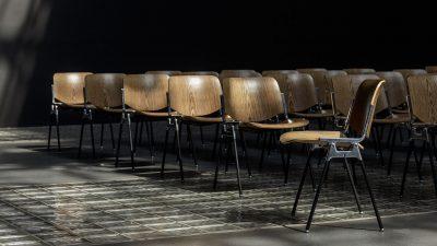 Usina del arte sillas para auditorios
