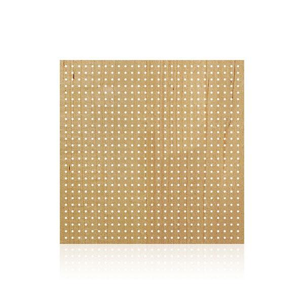 revestimiento acústico microperforado