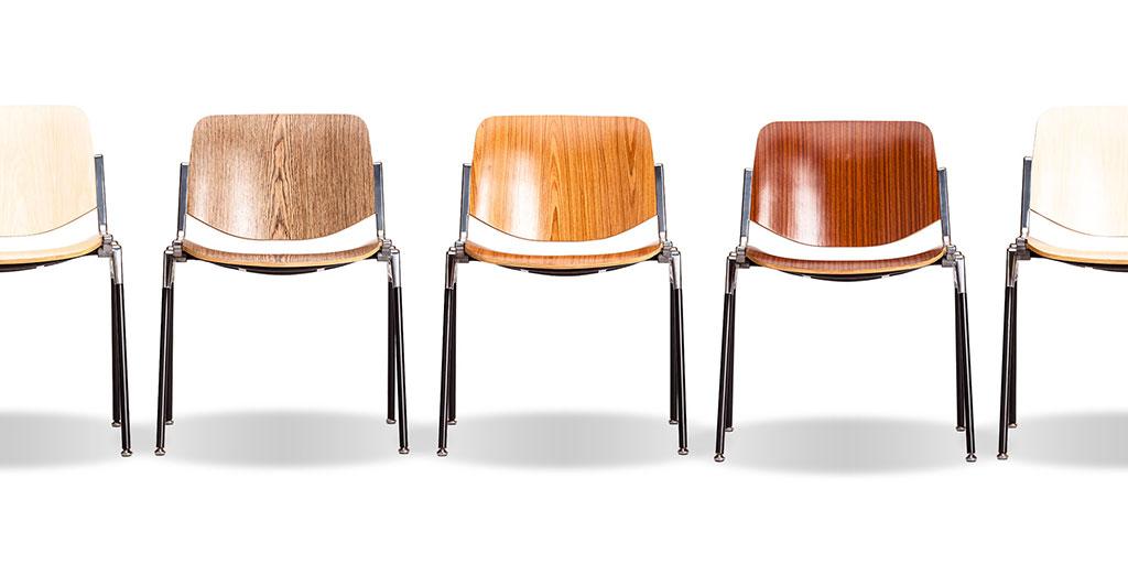 sillas de diseño para oficinas corporativas, hoteles y locales comerciales