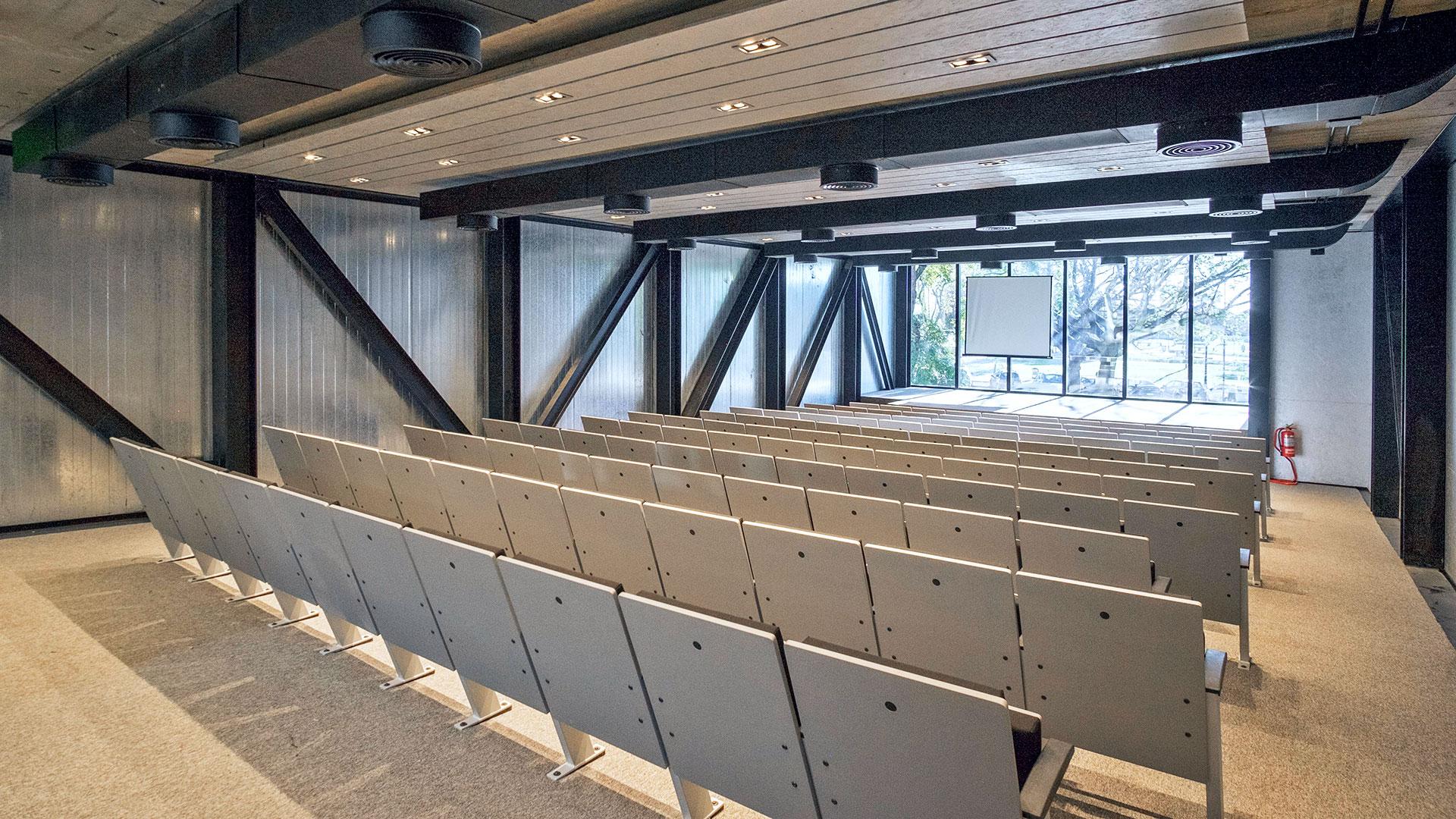 Cad2 auditorio Colegio de Arquitectos Rosario