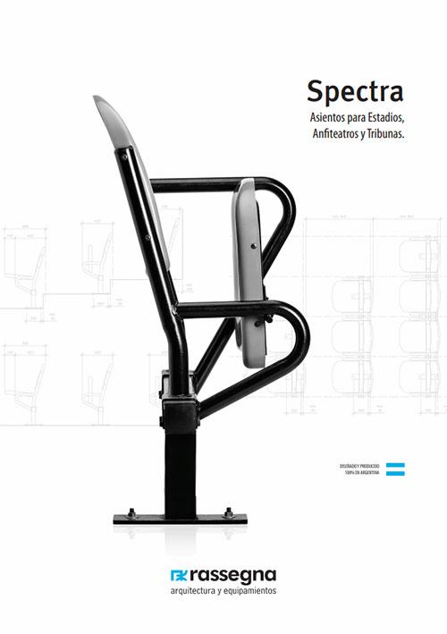 Asiento para Estadios modelo Spectra