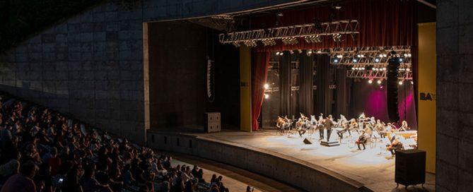 Anfiteatro Eva Perón Parque Centenario