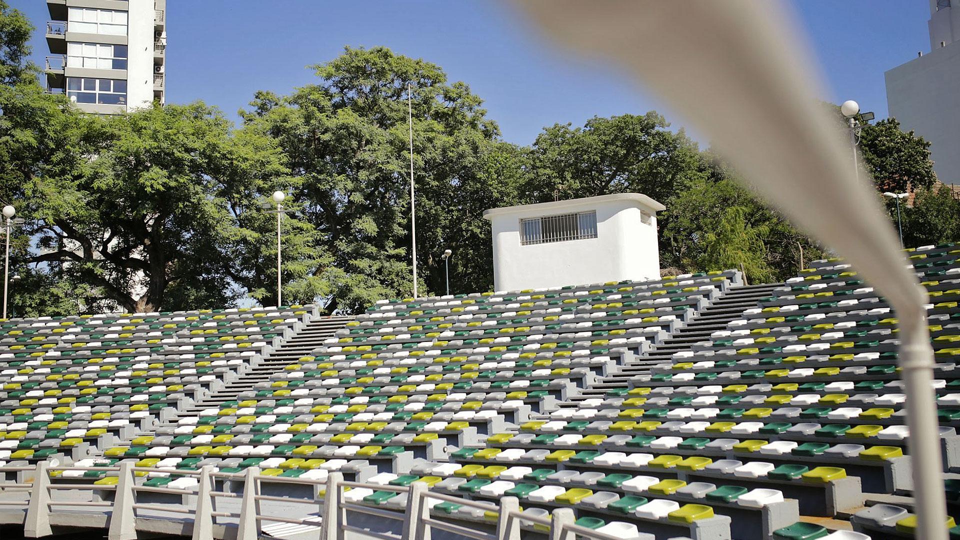Anfiteatro Juan de Garay en Parque del Sur