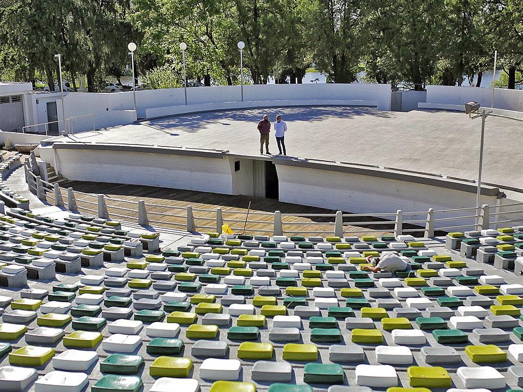 Anfiteatro Juan de Garay