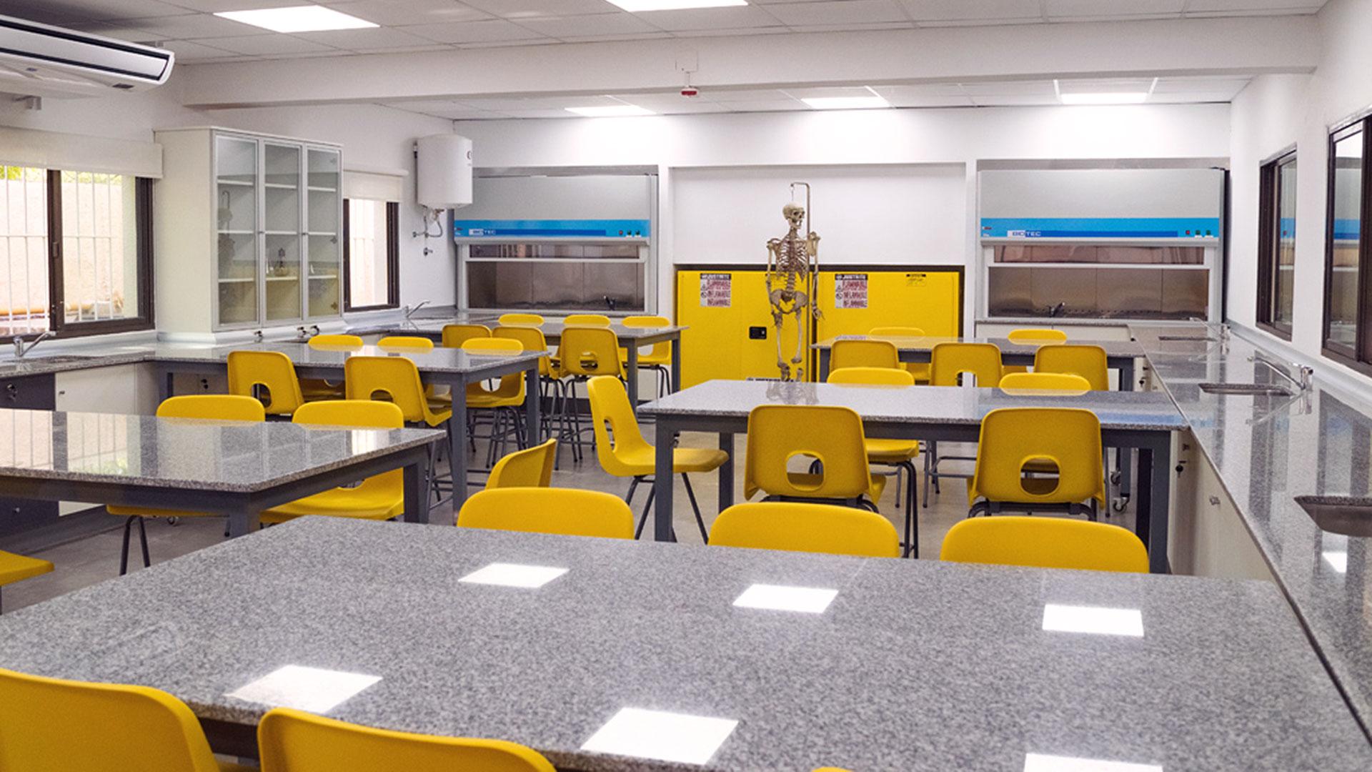 Colegio Michael Ham