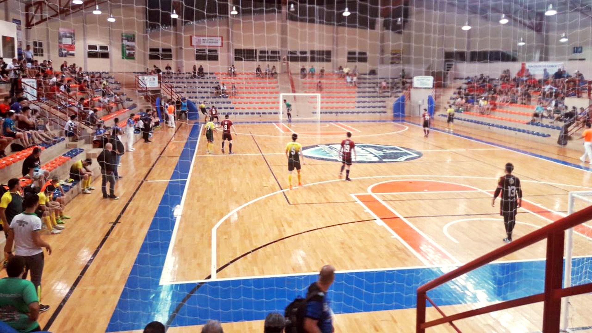 Estadio polideportivo El Dorado
