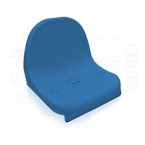 asiento estadios modelo PL7